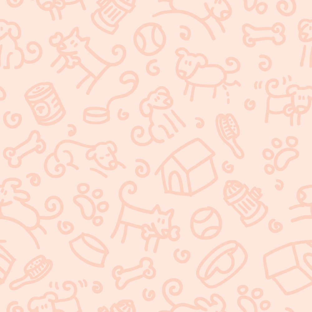Dog Paw Background